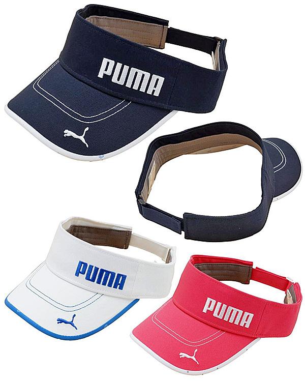Sales! Puma Golf Japan 2018 Twill Sun Visor - Lady Golf Japan for women 3c16f0de8ff
