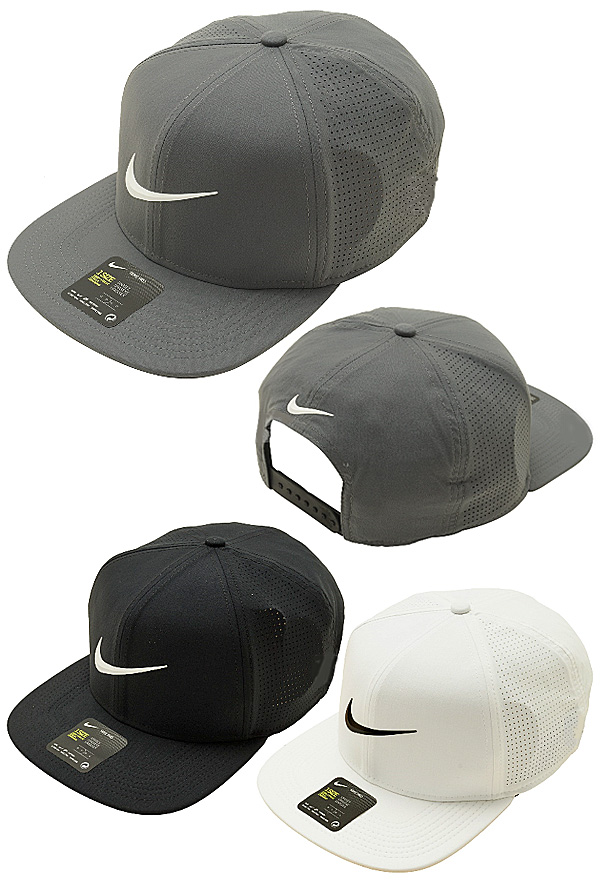 Nike Golf Japan 2018 Spring   Summer Aero Bill Pro Perforated Cap - Lady Golf  Japan for women 7dede80c7f34